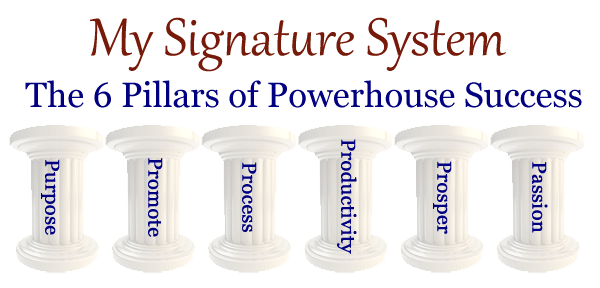 6 Pillars of Powerhouse Success