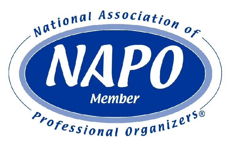 Click to visit NAPO - National Association of Professional Organizers